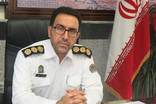 سرعت شبانه خودروها؛ زیر ذره بین سیستم رصد هوشمندانه پلیس راهور اصفهان