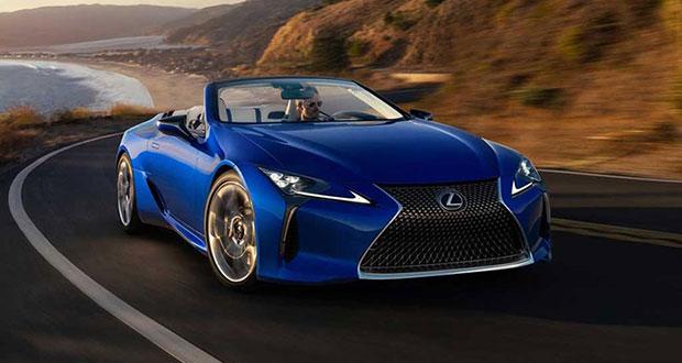 فیلم| مشخصات فنی Lexus LC۵۰۰