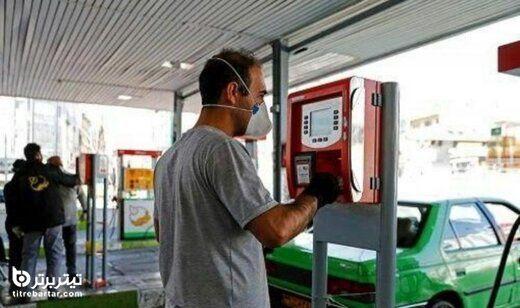 حداقل و حداکثر سهمیه بنزین در سال 1400