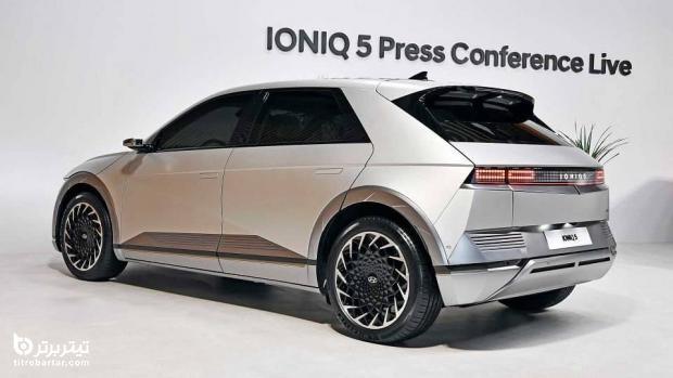 آشنایی با خودرو هیوندای آیونیک ۵ honda ioniq مدل 2022