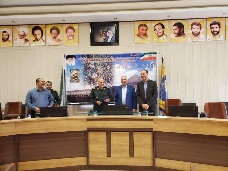 مذاکره مدیریت شهری با سپاه و ارتش برای باز کردن گره های کور عمرانی