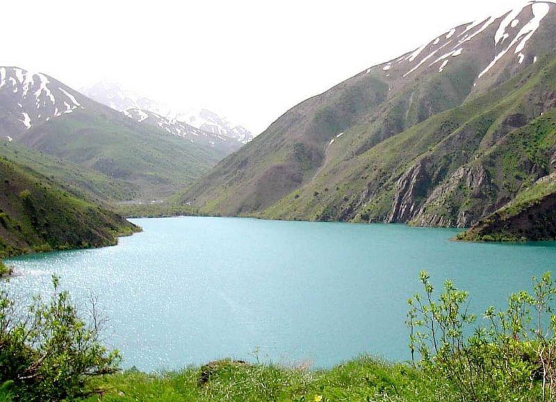 ثبت لحظات خاطره انگیر با سفر به دریاچه گهر