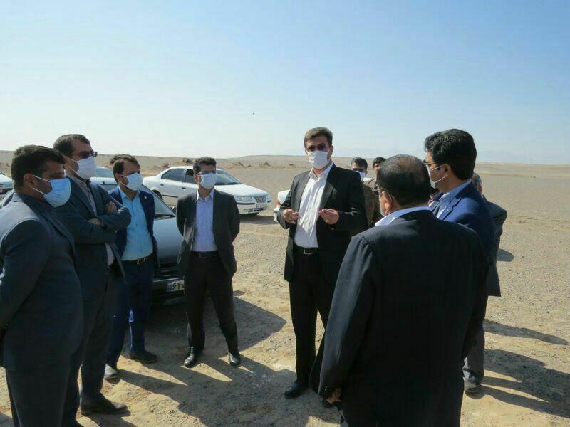 تاکید فرماندار یزد بر لزوم ایجاد شهرک ضایعات در یزد