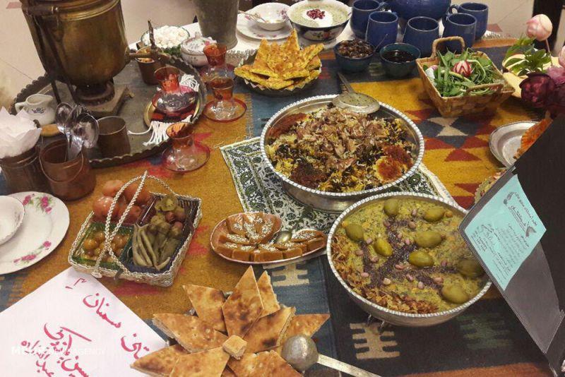 دستور پخت سه غذای سنتی سمنان