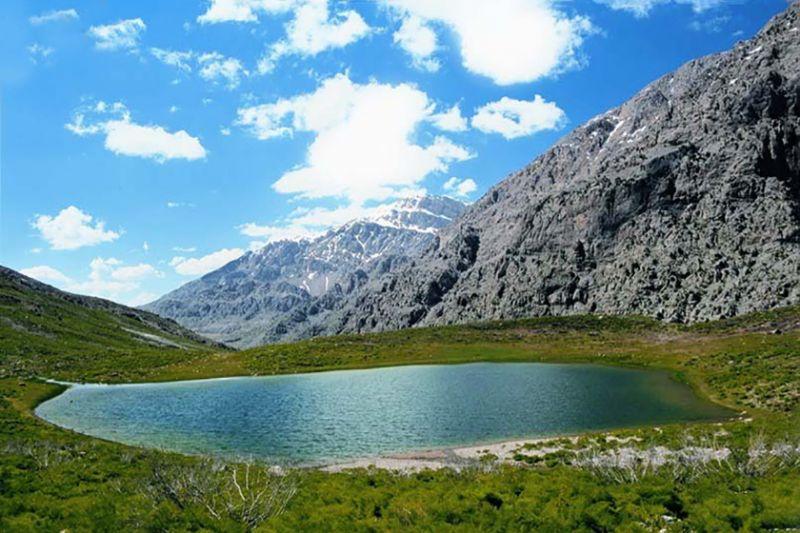دریاچه بهشتی کوه گل را بهتر بشناسید
