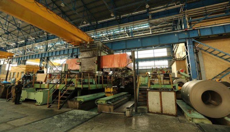 تولید شرکت فولاد امیرکبیر کاشان از 20 هزار و 800 تن در ماه گذشت