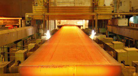 دستیابی به رکوردهای تولید در ناحیۀ فولادسازی و ریخته گری مداوم