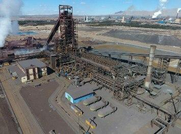 رکورد مجتمع فولاد سبا در تولید آهن اسفنجی و کلاف گرم