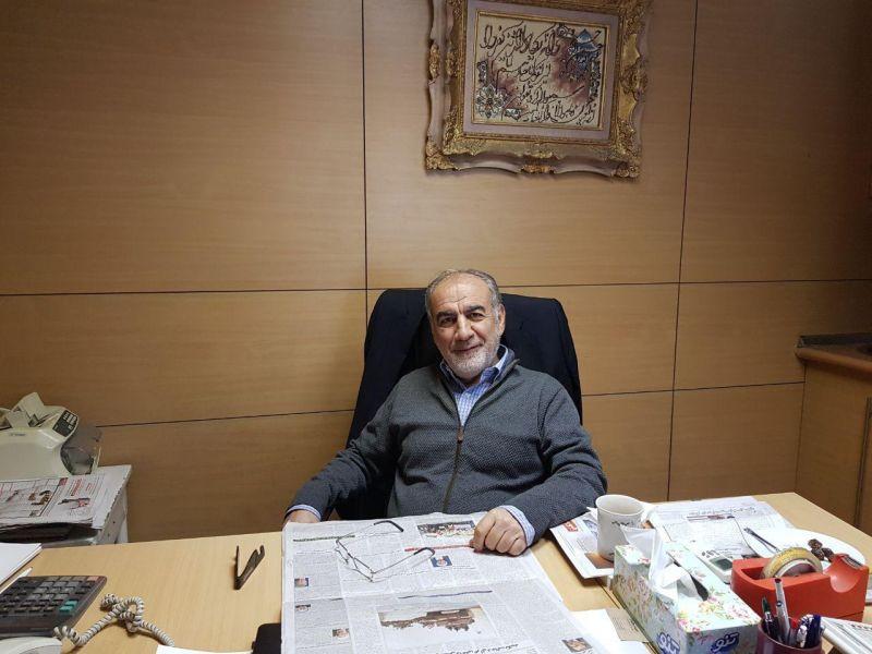 علیاصغر سمیعی ر در مصاحبه اختصاصی با تیتربرتر اعلام کرد: