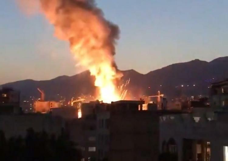 گزارشی از شب تلخ تهران