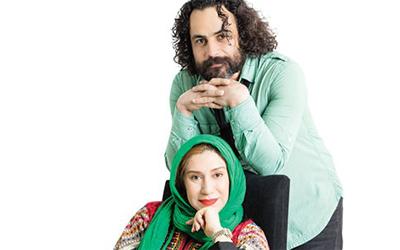 واکنش عاشقانه نسیم ادبی به کرونایی شدن همسرش