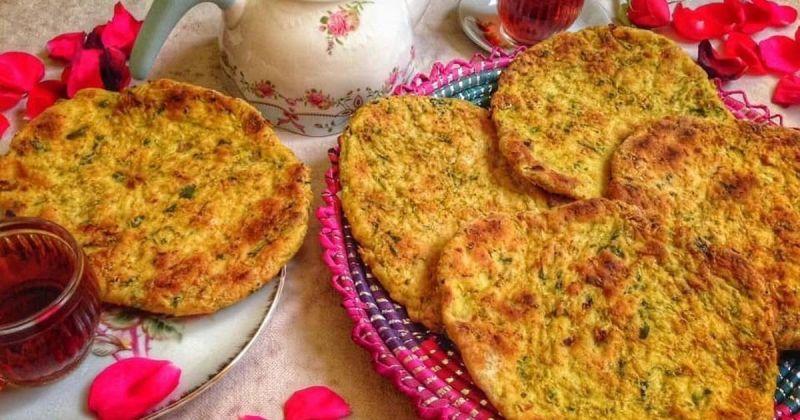 فیلم| آموزش تهیه نان گوشتی عراقی