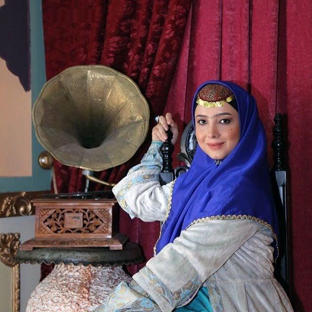 بیوگرافی مرجان سپهری!+عکس