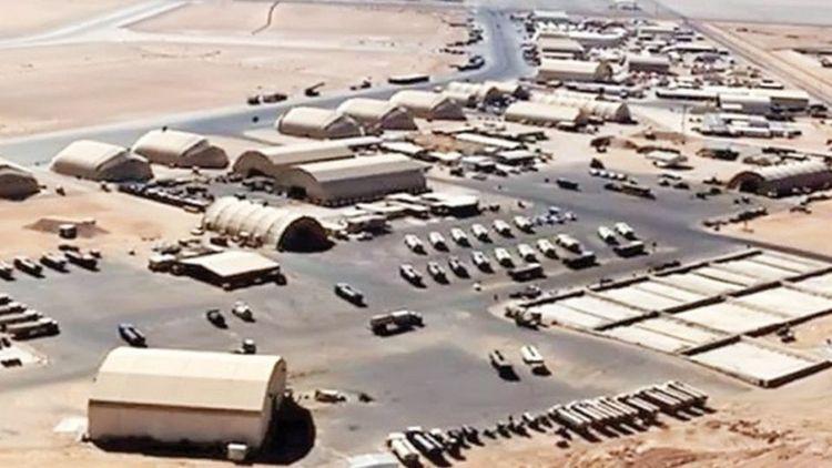جزییات حمله موشکی به پایگاه هوایی عین الاسد آمریکا در عراق