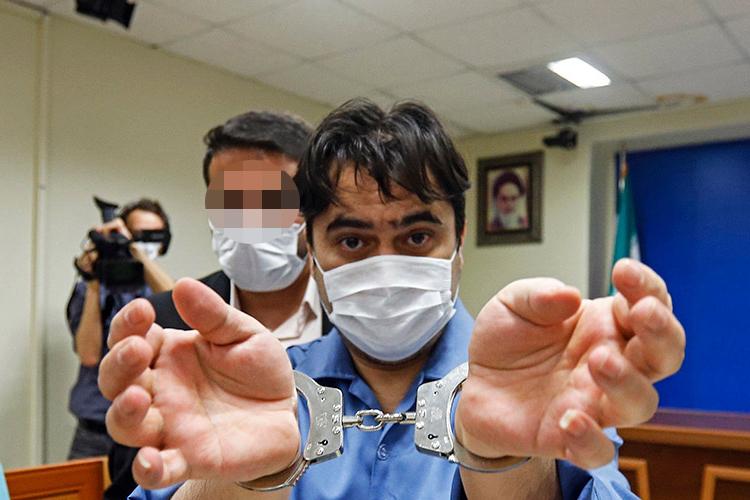 گزارشی از پنجمین دادگاه محاکمه روحالله زم