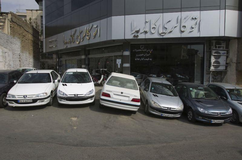 چرا دولت نمیتواند قیمت خودرو را کنترل کند؟