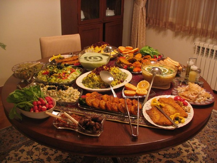 دستور پخت سه غذای مخصوص شب یلدا