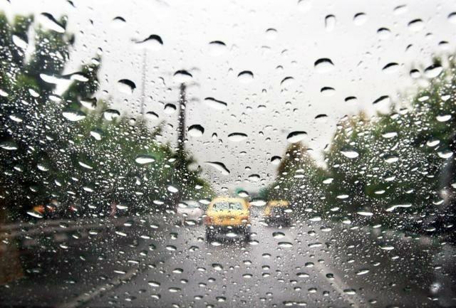 پیش بینی میزان بارش ها در عید 1400