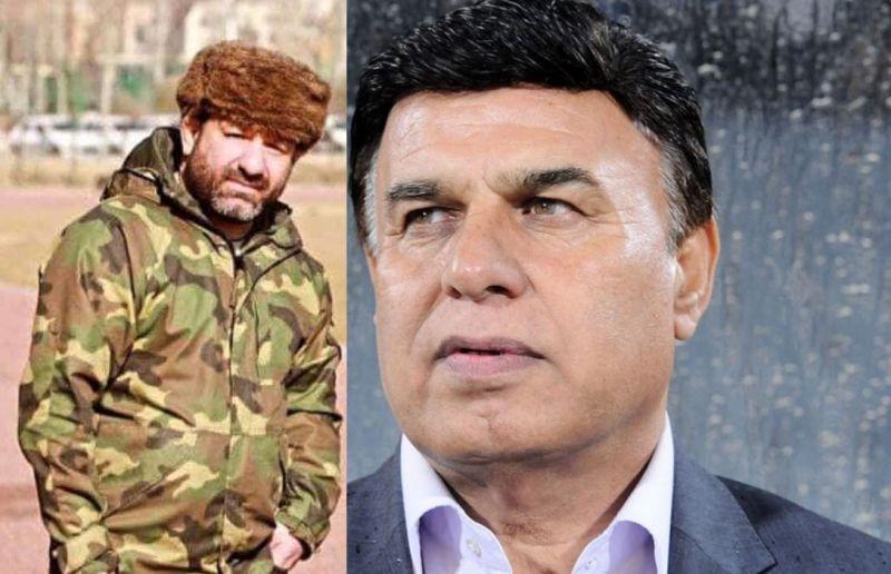 فیلم| ماجرای اخراج پرویز مظلومی به خاطر هانی کرده!
