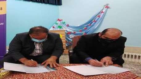 امضای تفاهم نامه مشارکت و همکاری کانون پرورش فکری و بهزیستی اصفهان
