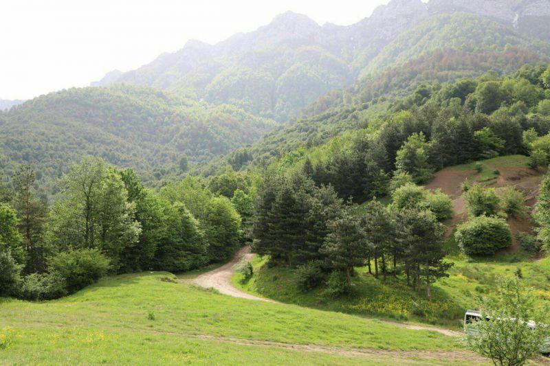 زیبایی های پنهان منطقه حفاظتشده بولا