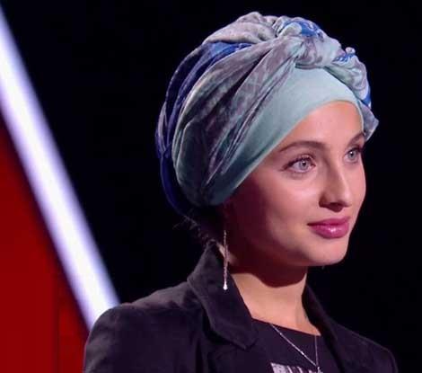ماجرای جنجالی خواننده زن فرانسوی+فیلم خوانندگی