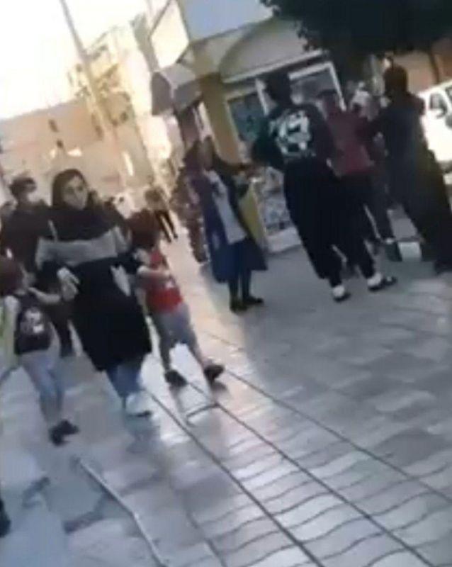 فیلم| ماجرای دستگیری دختر رقاص ایلامی!