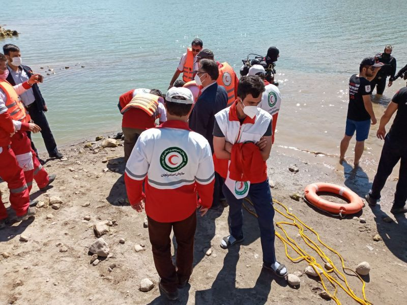 فیلم| کشف جسد جوان 25 ساله در سد جوقان!+ عکس