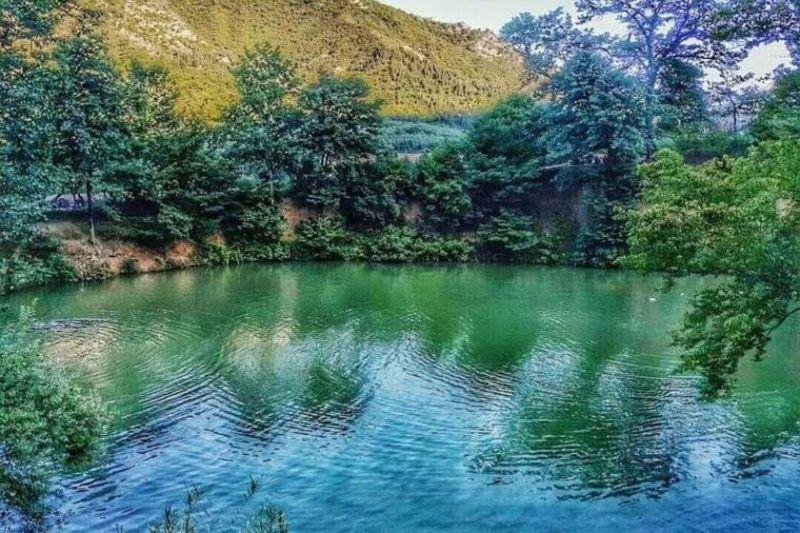 آشنایی با طبیعت بکر چشمه گل رامیان