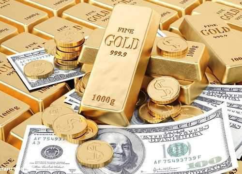 پیش بینی سود طلا و دلار در بهمن 99