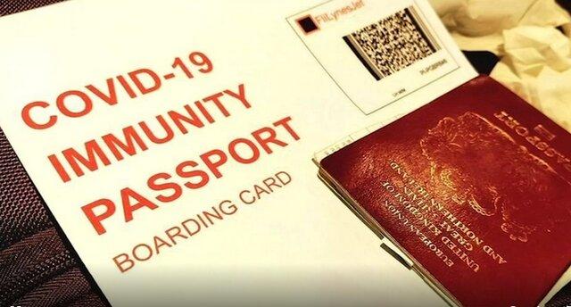 جزییات آغاز سفرهای بین المللی در ۲۰۲۱ با پاسپورت واکسن کرونا