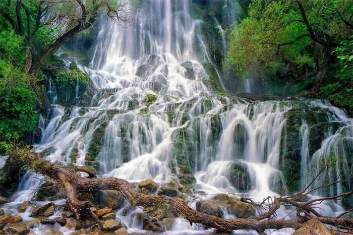 بازدید از آبشار وارک در سرزمین آبشار ها