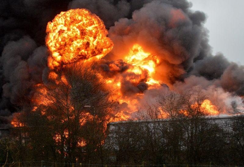ماجرای صدای انفجار در گرمدره و شهر قدس