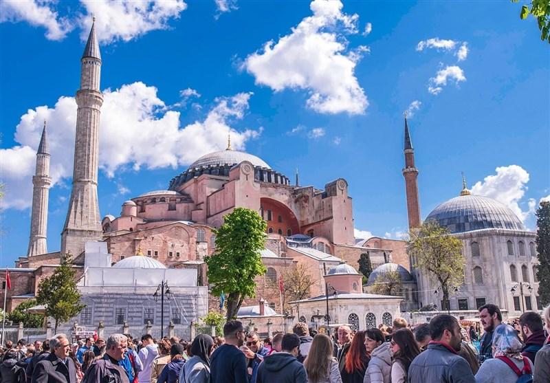ماجرای تغییر کاربری ایاصوفیه به مسجد/جشن مردم استانبول