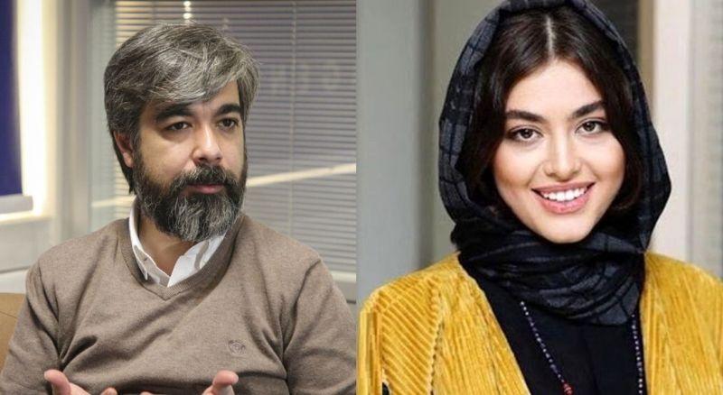 فیلم| علت عدم حضور ریحانه پارسا در آقازاده!+ عکس