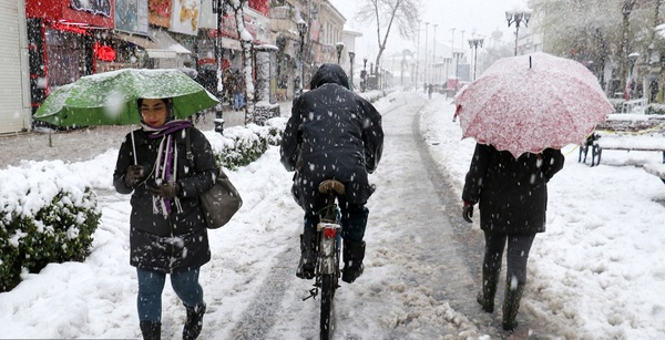 پیش بینی وضعیت آب و هوا در زمستان 99