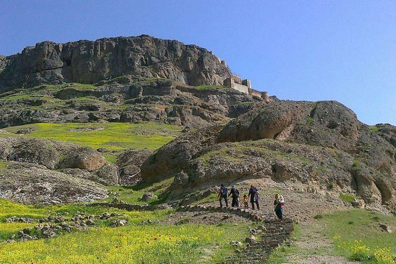 زندان مخوف در دل قلعه تاریخی قهقهه