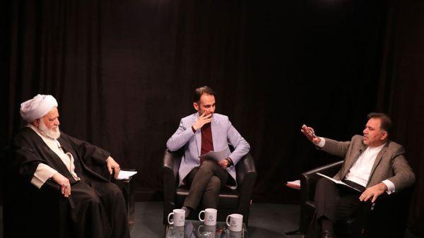 فیلم| مناظره جنجالی آخوندی و مصباحی مقدم بر سر معاملات پنهانی در کشور!