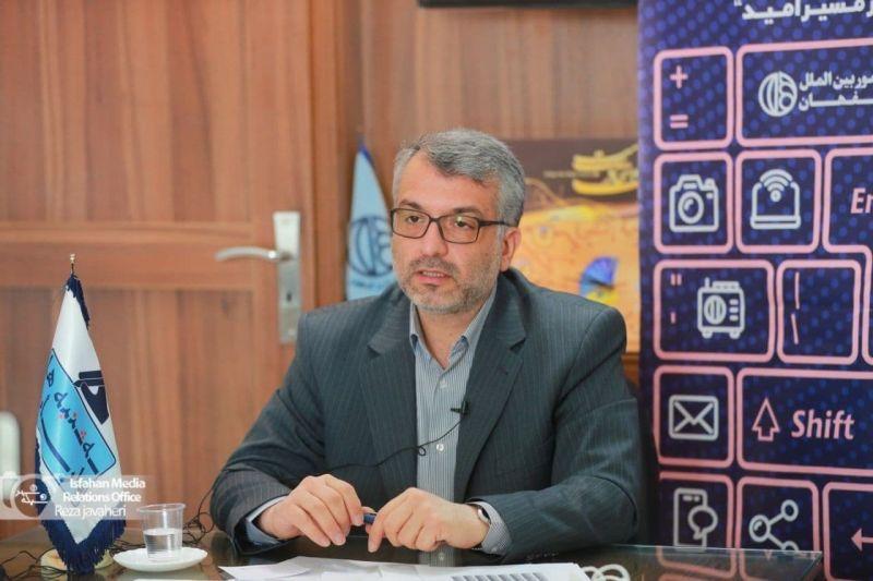 مدیرکل درآمد شهرداری اصفهان: