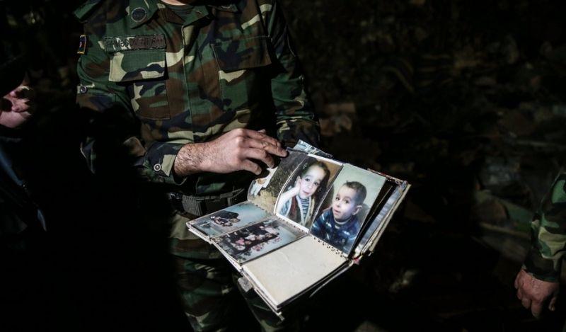 فیلم و تصویر  جزییات حمله موشکی ارمنستان به دو شهر آذربایجان