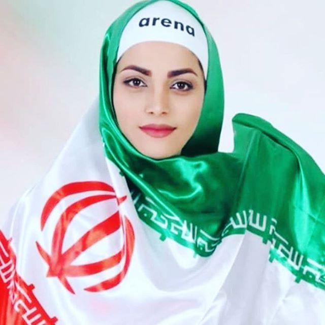 رکورددار شنای زنان ایران کیست؟+عکس