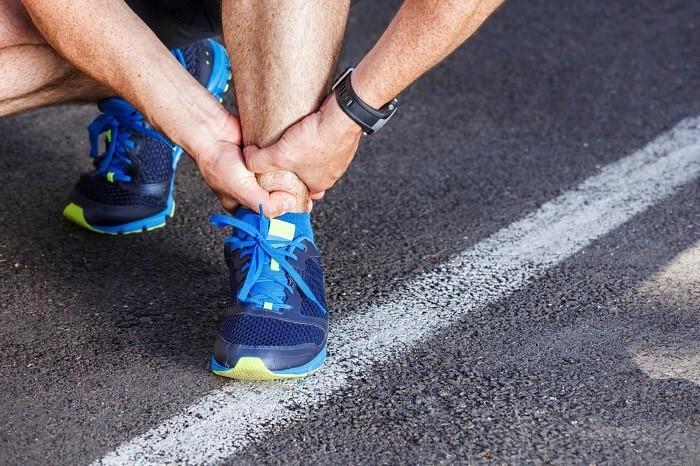 داروی درمان درد قوزک پا