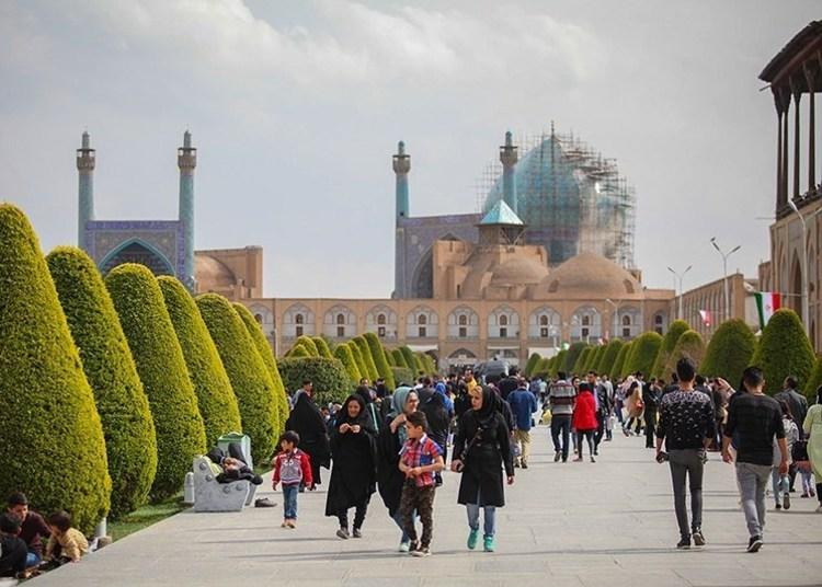 رشد منفی گردشگری ایران در سال 2020