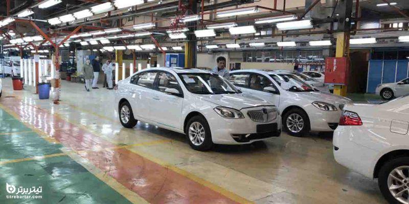 قیمت خودرو تا عید 1400 بالا می رود؟