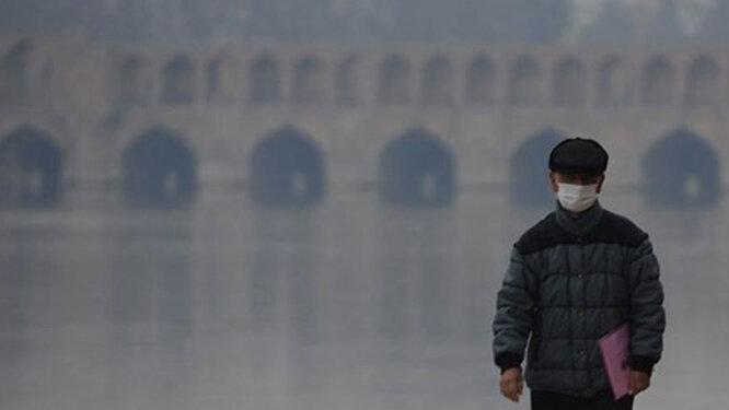 ارتباط مستقیم تشدید کرونا با آلودگی هوا