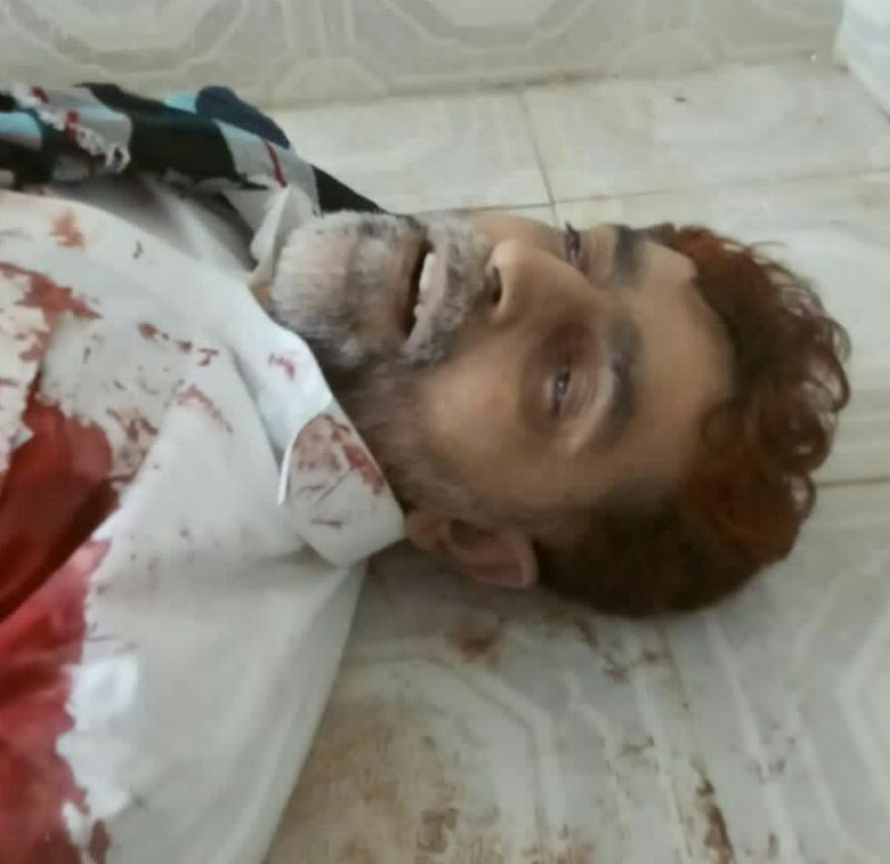 آشنایی با عمر شاهوزهی سرکرده گروه جیش العدل