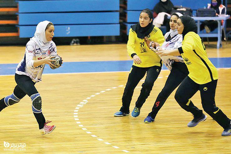 ساعت بازی هندبال بانوان ایران با کره جنوبی در مسابقات قهرمانی آسیا 2022+ پیش بینی