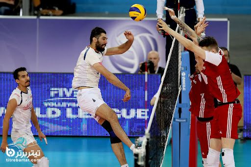 پیش بینی بازی والیبال ایران-لهستان در المپیک توکیو 2020