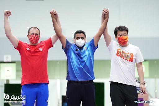 جواد فروغی کیست؟/ کسب اولین طلای ایران در المپیک توکیو 2020