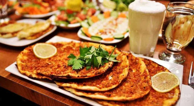 از غذاهای محبوب ترکیه: